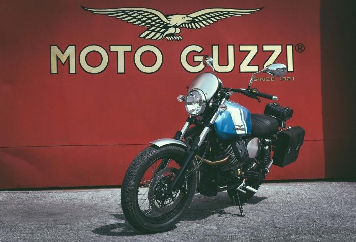 Moto Guzzi-Piaggio