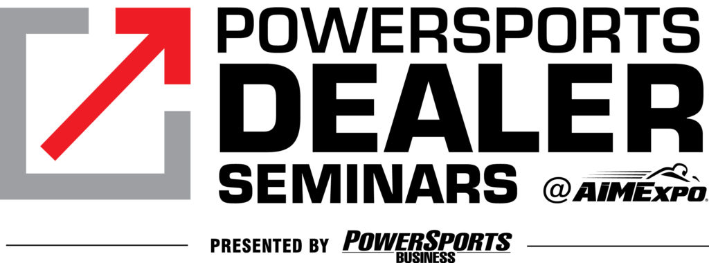 Powersports DEALER Seminars @ AIMExpo presented by PowerSports Business