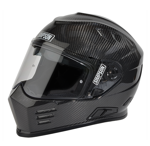 Simpson Race Products Ghost Helmet