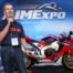 Jon Seidel with American Honda