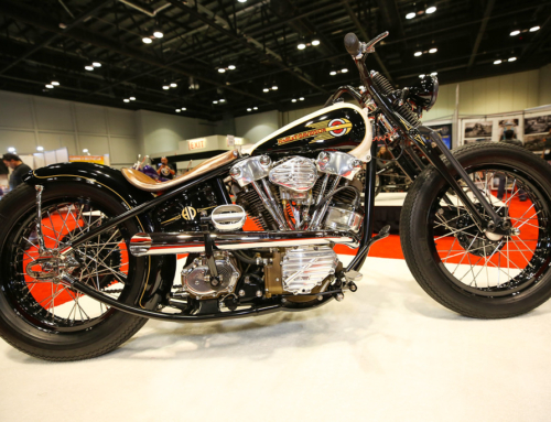 Championship of the Americas Custom Bike Show