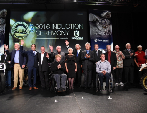 AMA Motorcycle Hall of Fame Induction Ceremony Slated for September 22