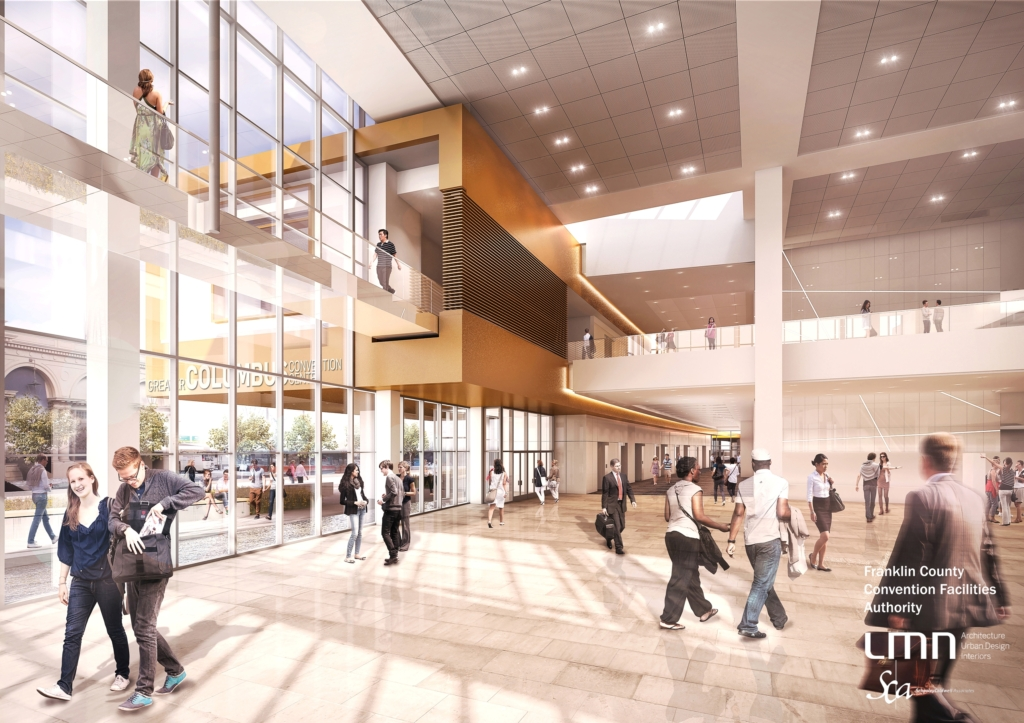 GCCC Expansion Rendering