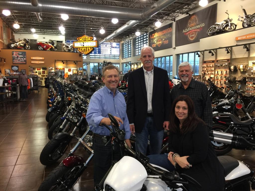 AIMExpo at A.D. Farrow Harley-Davidson