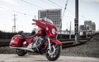 Indian Motorcycle Chieftain Elite
