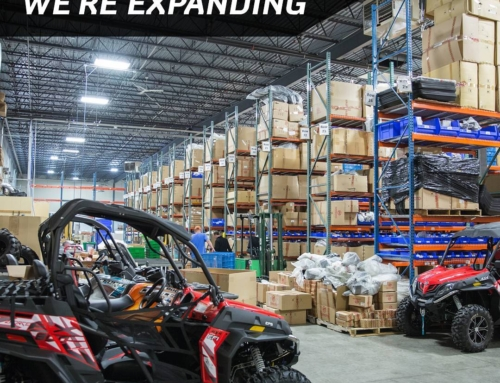 CFMOTO Starts Expansion Of Current US Headquarters To Include New Offices, Showroom and Warehouse
