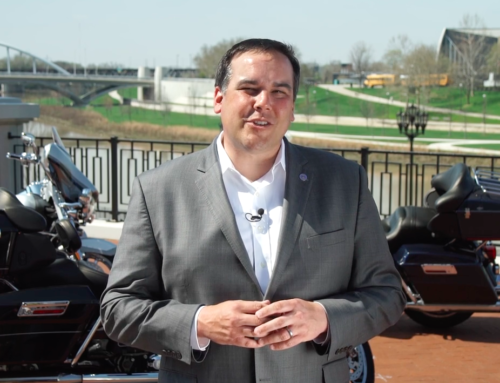 Columbus Mayor Andrew Ginther Invites You to AIMExpo presented by Nationwide