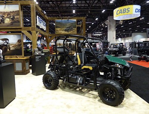 More Side-by-Side and ATV Exhibitors Than Ever Set to Showcase New Product at AIMExpo presented by Nationwide