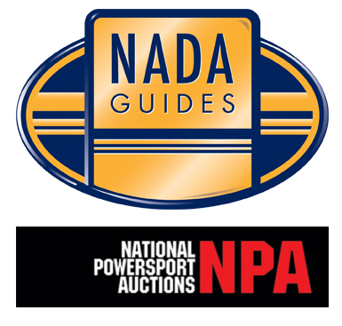 NADAguides & National Powersport Auctions