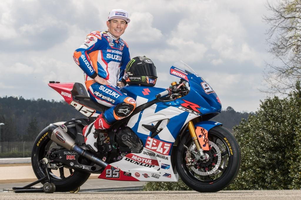 MotoAmerica Superbike Contender Roger Hayden