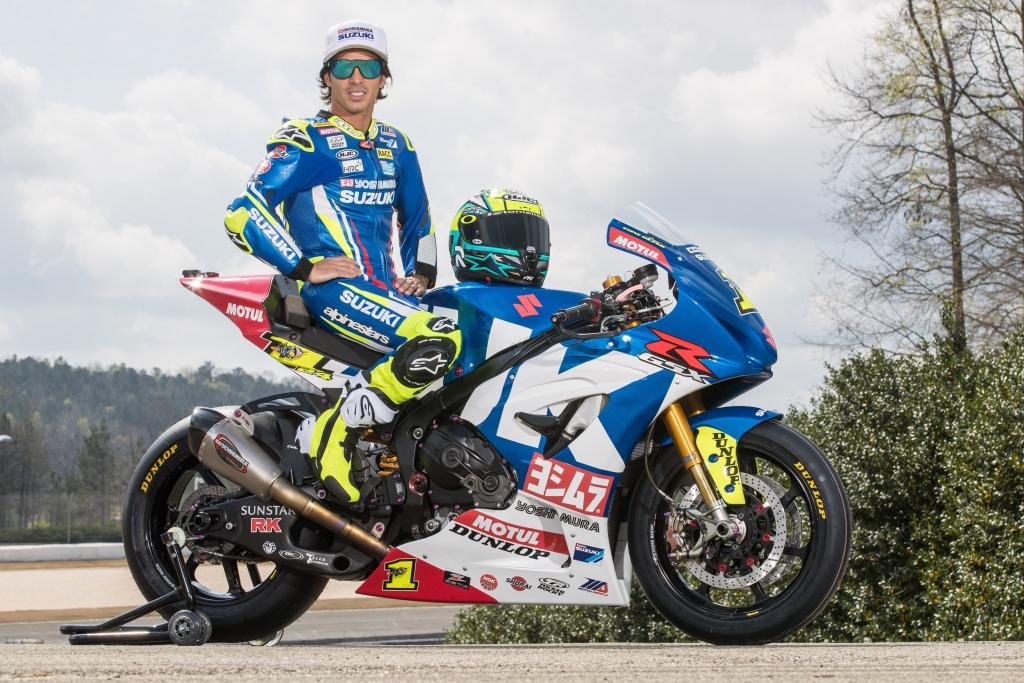 Defending MotoAmerica Superbike Champion Toni Elias