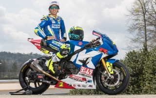 Defending MotoAmerica Superbike Champion Toni Elias
