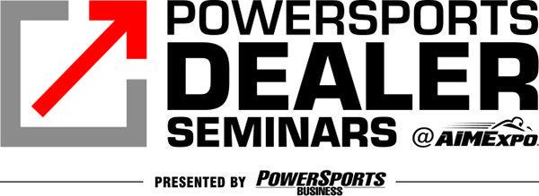 Powersports DEALER Seminars @ AIMExpo