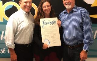 AIMExpo Team with Proclamation