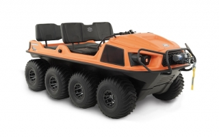 2019 ARGO Aurora 800 LE Orange
