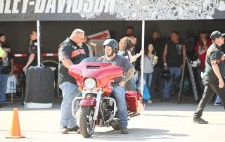Harley-Davidson Demos at AIMExpo Outdoors!