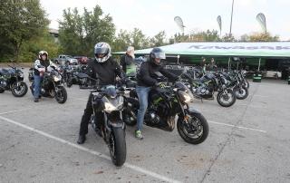 Kawasaki Demos at AIMExpo Outdoors!