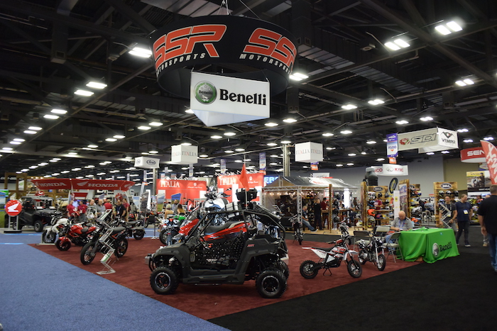 SSR Motorsports / Benelli USA to Release New Products at