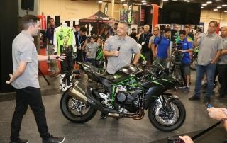 Kawasaki at AIMExpo