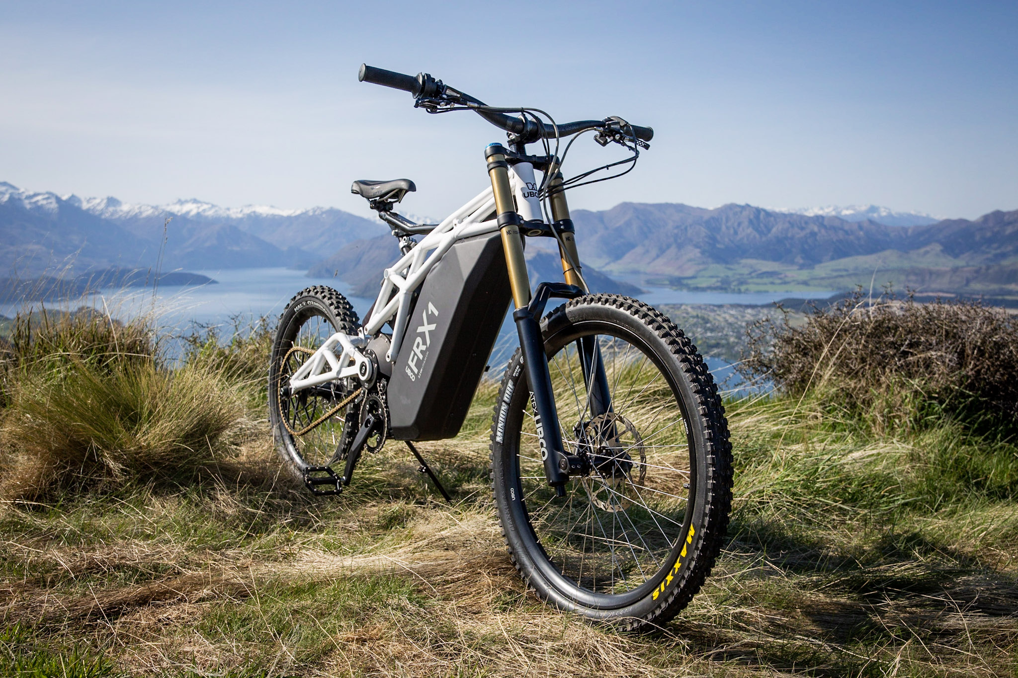 UBCO FRX1 – Electric drive trail bike