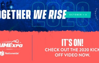 It's On! AIMExpo 2020 Kick-off Video