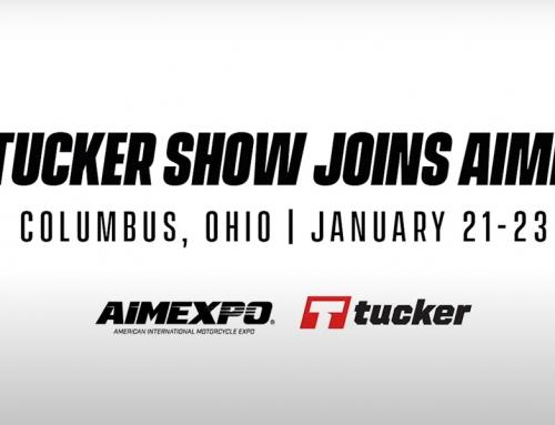 AIMExpo hosts the Tucker Show in January