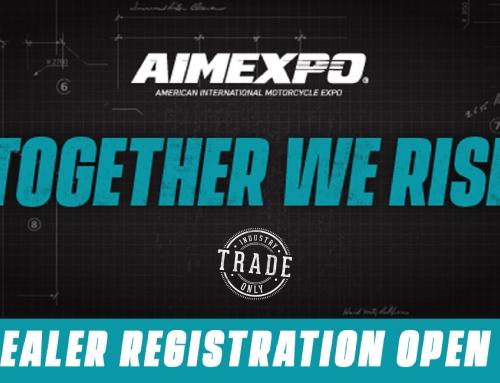 Dealer Registration Now Open for AIMExpo 2021